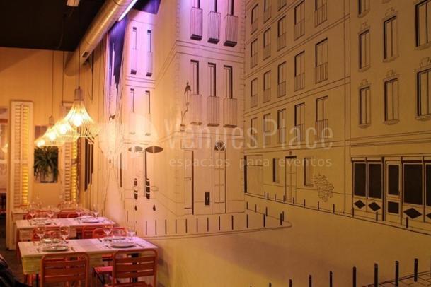 Interior Hotel Abalú