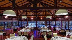 Restaurante Tradicional en Complejo La Cigüeña
