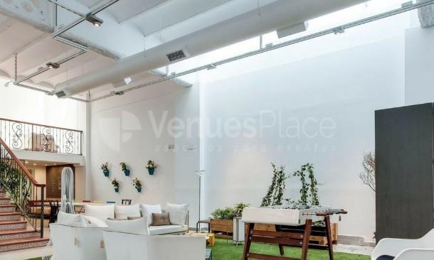 Interior 13 en Factory 103