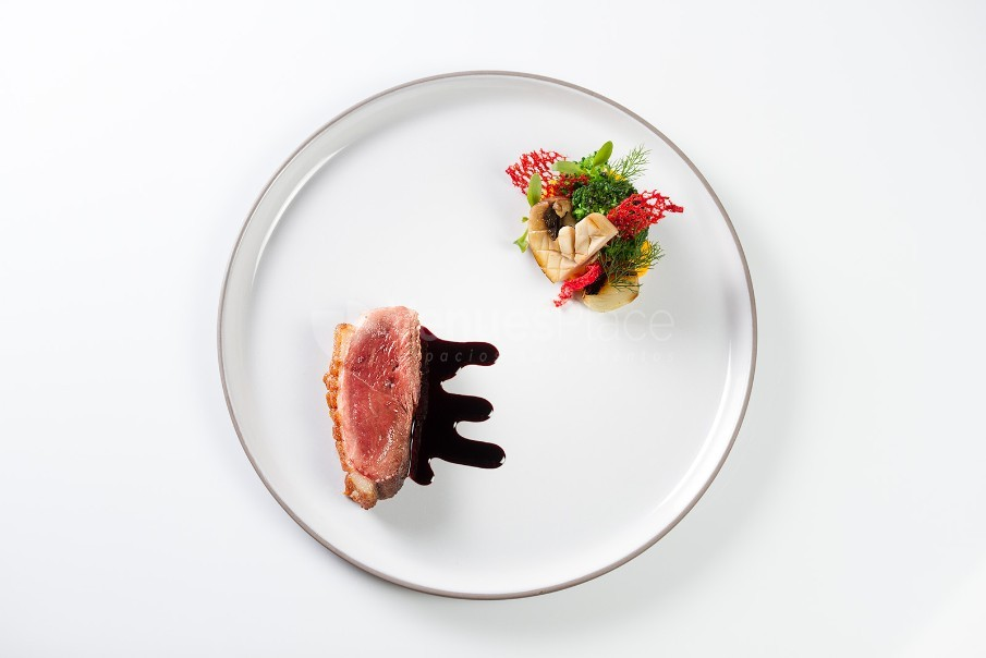 Menú 2 en Kitchen Club Orense