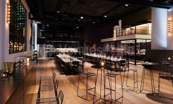 Interior en Kitchen Club Orense