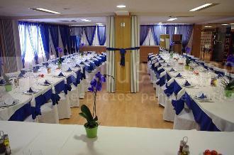Restaurantes con espectáculo para Bodas: Restaurante Margu