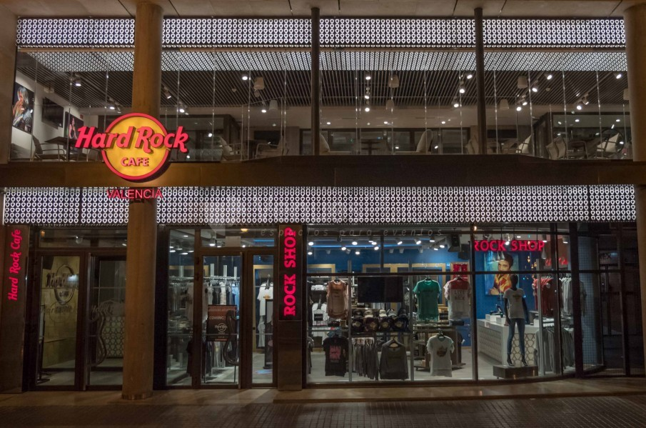 Exterior 2 en Hard Rock Cafe Valencia