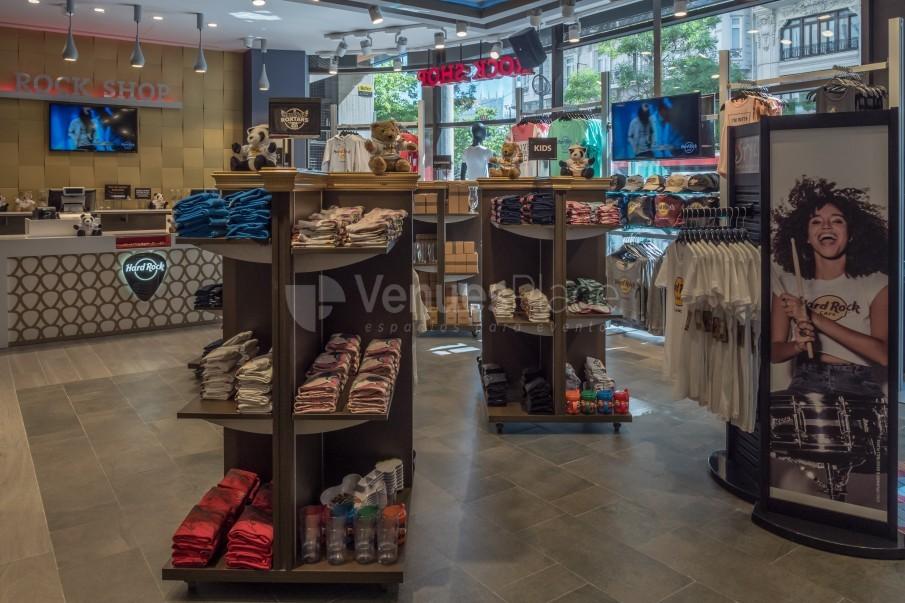 Interior 2 en Hard Rock Cafe Valencia
