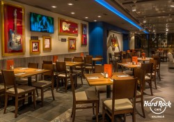 Interior 1 en Hard Rock Cafe Valencia