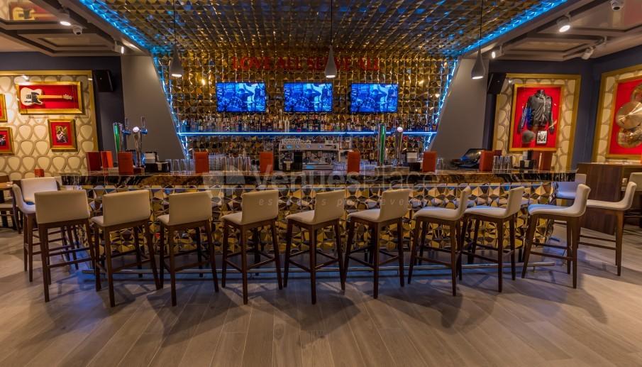 Interior 5 en Hard Rock Cafe Valencia