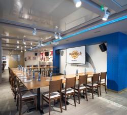 Montaje 1 en Hard Rock Cafe Valencia