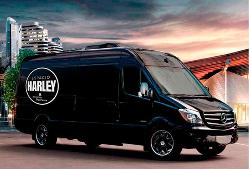 Transporte para eventos en Espacio Harley