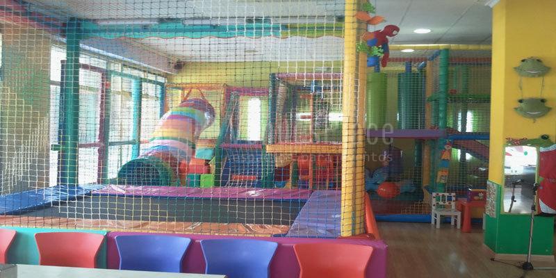 Chantillí Parque infantil