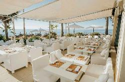 Restaurante en Purobeach Marbella