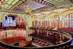 Palau de la Música en Provincia de Barcelona