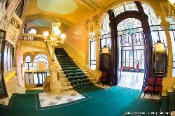 Celebra tus eventos más originales en Palau de la Música