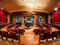 Sala Ensayo en Palau de la Música
