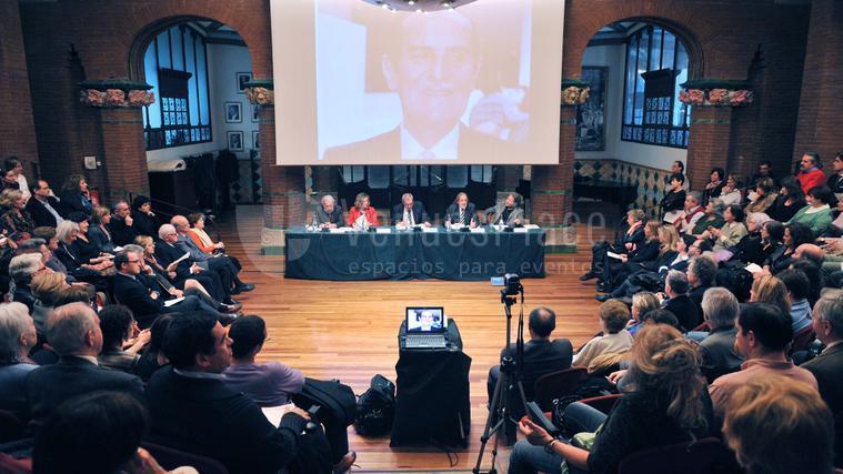 Conferencias en Palau de la Música