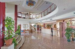 Interior 2 en Hotel Perla Marina