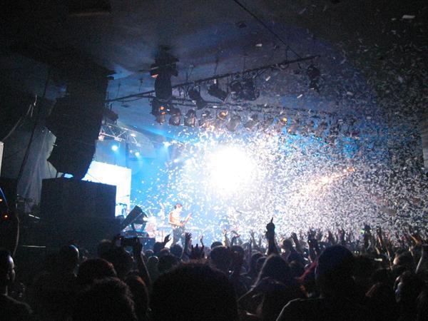 concierto en Sala Riviera
