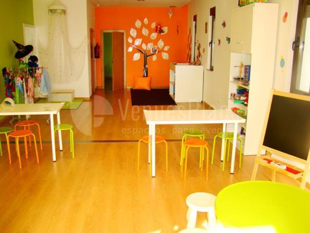 Interior 2 en Trebol Kids Cabrerizos