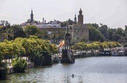 Espacio Primera Vuelta al Mundo en Provincia de Sevilla