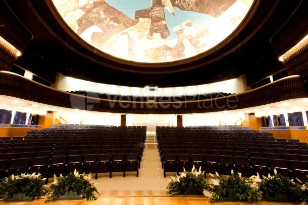 Interior 6 en Auditorio Mutua Madrileña