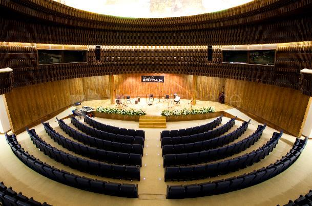 Interior 7 en Auditorio Mutua Madrileña