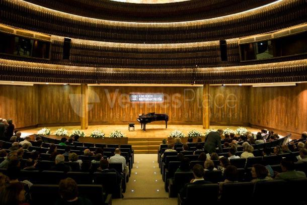 Interior 9 en Auditorio Mutua Madrileña