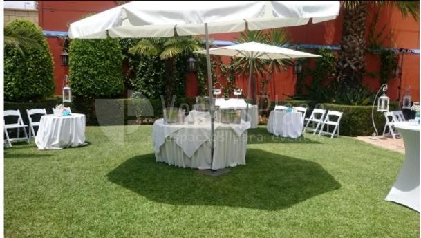 Sal n moraima villaverde del r o bodas venuesplace - Salon de jardin villaverde ...