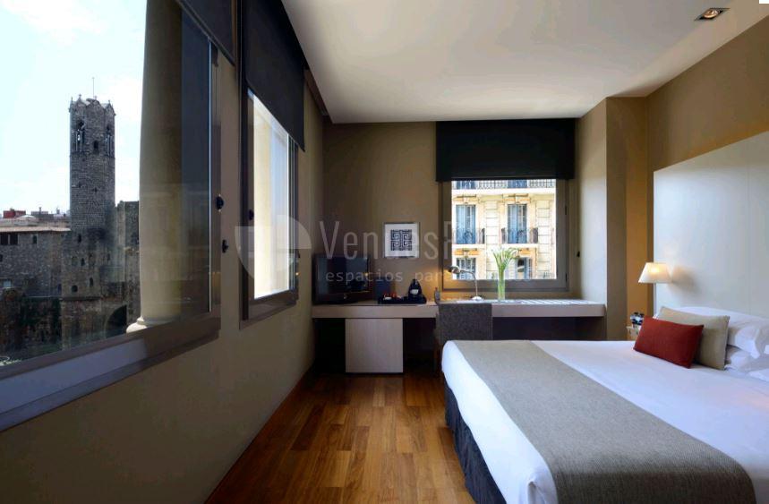 Alojamiento para invitados en Grand Hotel Central