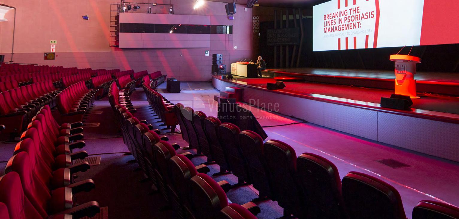 Interior 10 en Palau de Congressos de Barcelona