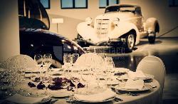 Anexo a Sala Diseño de Museo Automovilístico y de la Moda