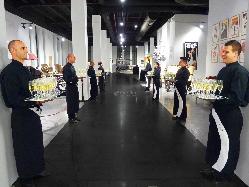 Sala Belle Epoque de Museo Automovilístico y de la Moda