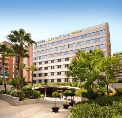 SENATOR BARCELONA SPA HOTEL en Barcelona-Sants-Montjuic