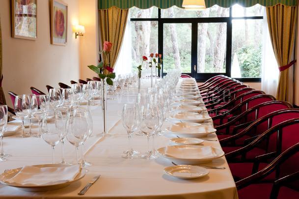 Salones privados en Restaurante Les Marines