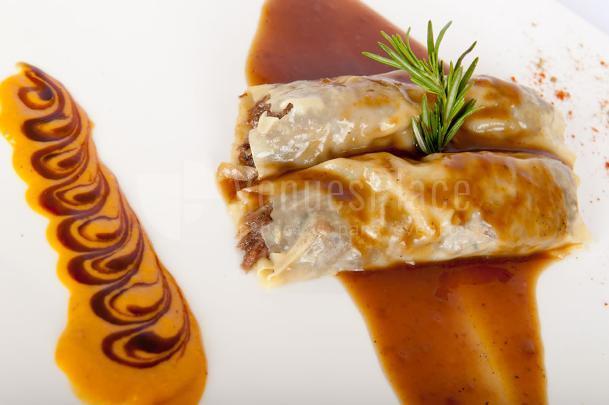 Selección gastronómica en Restaurante Les Marines