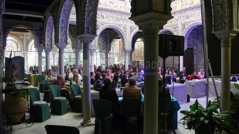 Espacios diferentes para celebrar eventos de empresa en Sevilla