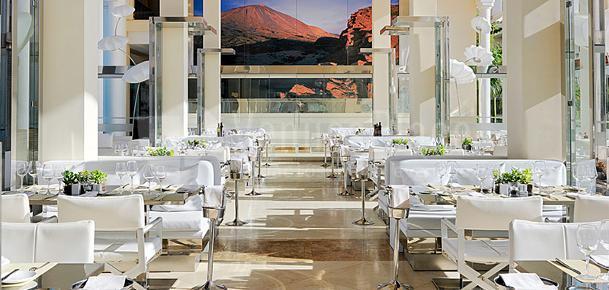 Restaurante Ocean Hotel Gran Meliá Palacio de Isora