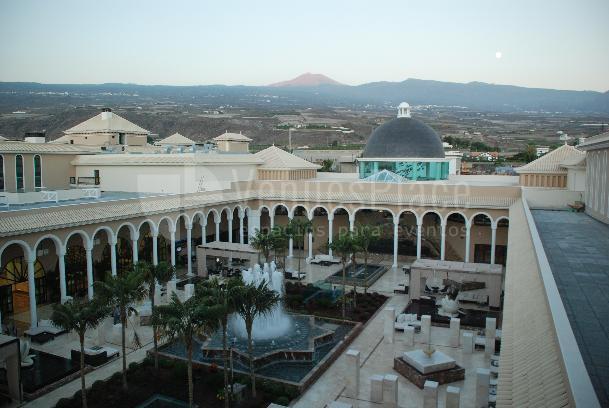 Vista Panorámica - Teide Hotel Gran Meliá Palacio de Isora
