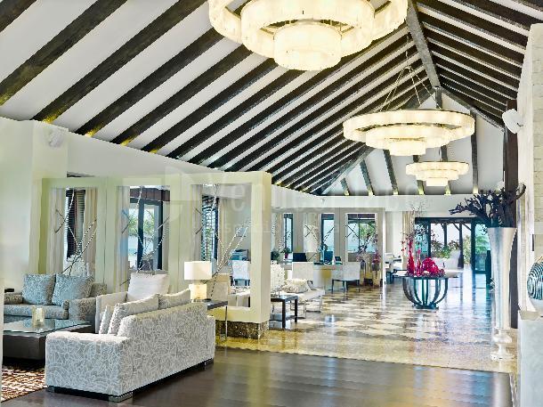 Recepción Red Level Hotel Gran Meliá Palacio de Isora