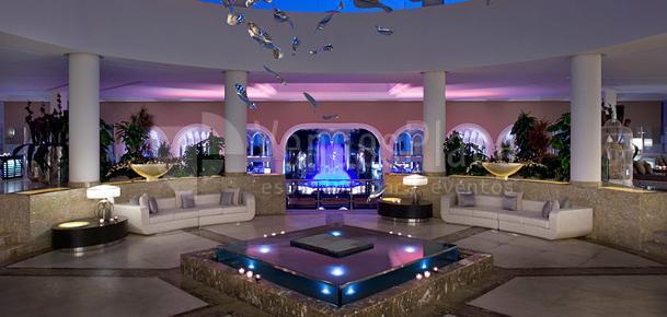 Hall - Entrada Hotel Gran Meliá Palacio de Isora