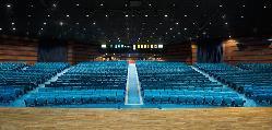 Sala Auditorio, visión desde el escenario