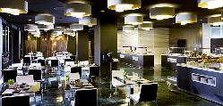 Restaurante Noray en el Hotel Meliá Sitges / Noray  Restaurant  at Hotel Meliá Sitges