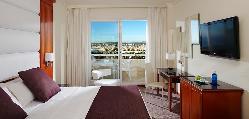 Habitación doble en el Hotel Meliá Sitges / Double Room at Hotel Meliá Sitges