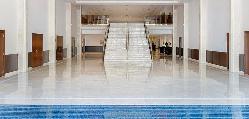 Hall del Palacio de Congresos del Hotel Meliá Sitges / Hall of the Hotle Meliá Sitges congress palace