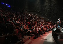 Auditorio para eventos en Box Cartuja