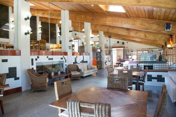 Interior 9 en La Cristalera