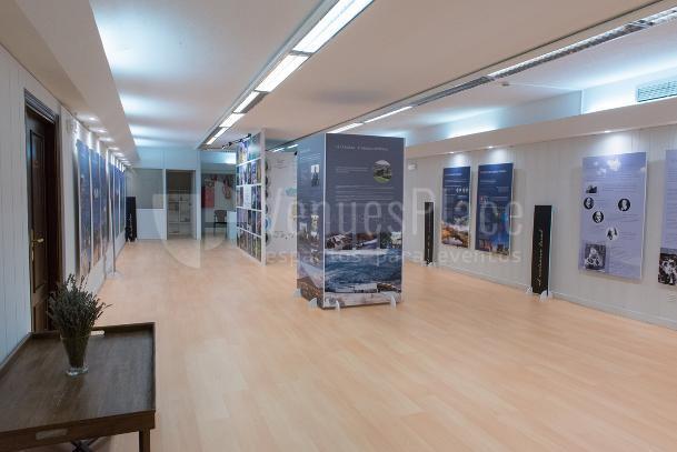 Interior 7 en La Cristalera