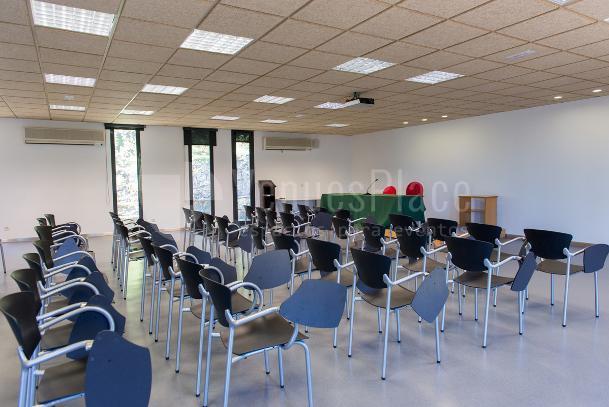 Interior 4 en La Cristalera