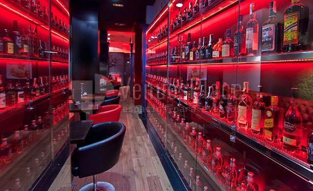 Interior Bristol Bar Eventos