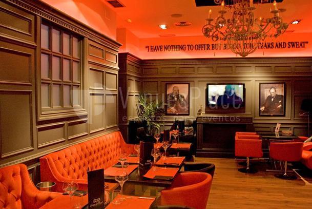 Montaje Bristol Bar Eventos