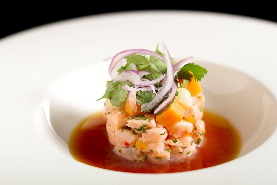 Gastronomía en  kitchen Club