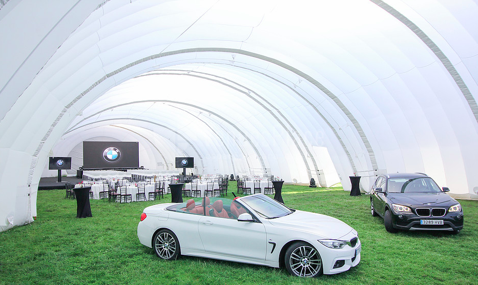 Eventos de motor, marcas exclusivas en Sky Center